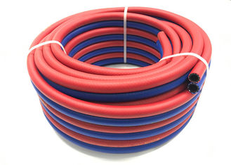 Good Quality PVC Water Hose & Natural PVC Rubber Air Hose , Twin Welding Hose For Convey Oxygen Acetylene on sale