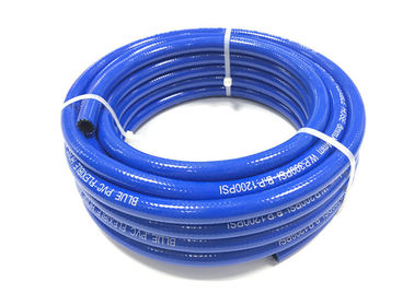 Good Quality PVC Water Hose & Soft Colorful PVC Air Hose / Rubber Air Hose Pipe Tubing With Fittings on sale