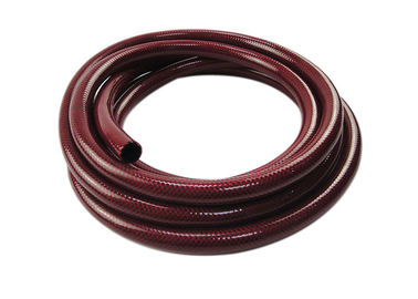 Good Quality PVC Water Hose & Plastic Fiber Braided Reinforced Pvc Flexible Hose Garden Irrigation Pipe Eco Friendly on sale