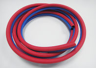 PVC Twin Weld Oxygen Acetylene Hose Pipe Flexible Steam Braided Hose Pipe
