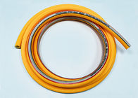 Lightweight PVC Spray Hose Hydraulic Fiber Reinforced Braided Water Spray Pipe Hose