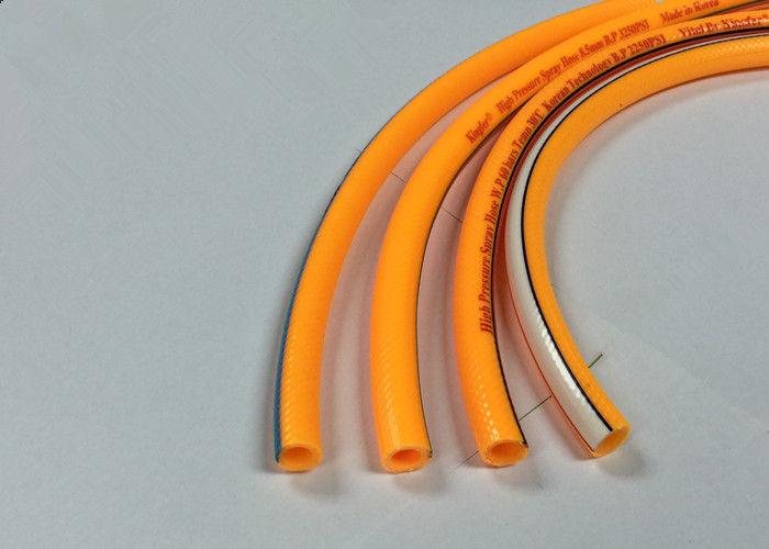 Clear Braided PVC Reinforced Hose Size 1//2 inch Internal Diameter 12.5 mm