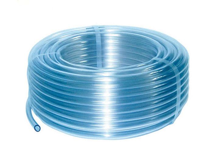 Eco Friendly PVC Clear Flexible Tubing , Transparent Hose Pipe Tube ...