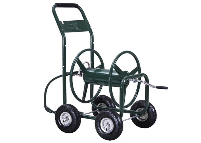 sc 1 st  Quality PVC Water Hose u0026 PVC Layflat Hose Manufacturer & Heavy Duty Hose Reel Cart 4 Wheel For Lawn Watering / Outdoor Yard Water