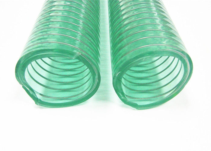 Reinforced Spiral Suction PVC Steel Wire Hose Pipe 1 Inch - 4 Inch ...