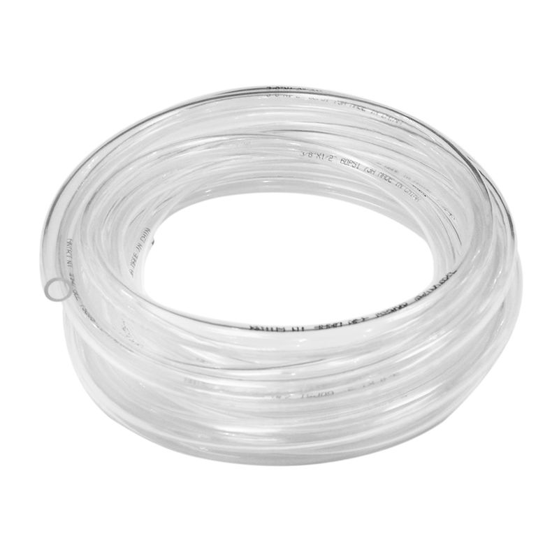 Eco Friendly PVC Clear Flexible Tubing , Transparent Hose Pipe Tube OEM / ODM Available