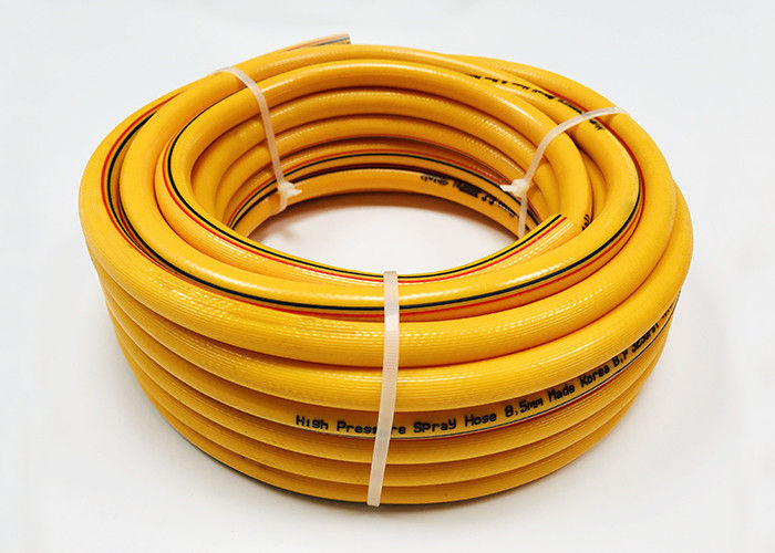 3/8 inch Flexible Agricultural Transparent PesticidePVC Spray Hose