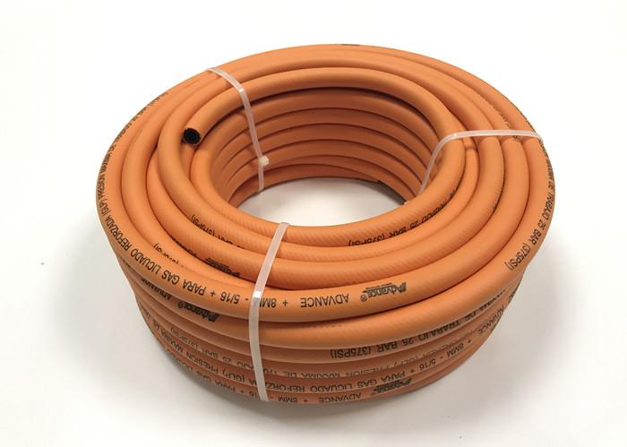 Heat Resistant Hose >> Colorful Lpg Flexible Hose Heat Resistant Air Hose For Conveying Gas