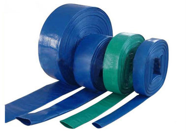 Medium Duty Layflat PVC Water Delivery Hose / Pipe / Tube For Washing