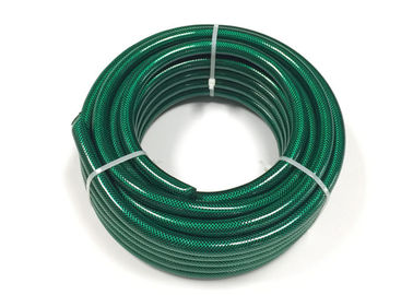Flexible PVC Reinforced Hose , PVC Garden Water Hose For Irrigation / Cleaning