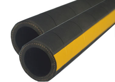 High Pressure Rubber Suction Hose Water Suction And Discharge Hose / Delivery Pipe Tube