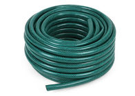Portable Soft Garden PVC Hose Fiber Strength Pipe For Household Anti Abrasion